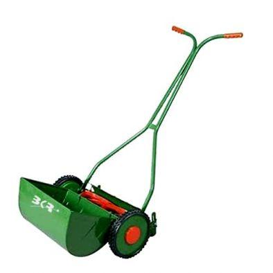 """BKR® Manual Lawn Mower 12"""" Side Wheel"""