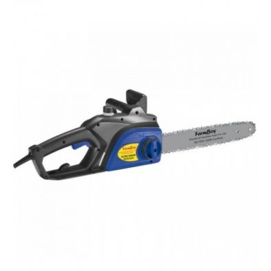Kisankraft 3.2hp FB-CSE-2418 Farmboy Economy Series Electric Chainsaw 18 inch - LG0045