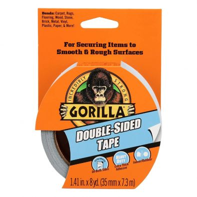 8 yd. Double Sided Gorilla Tape