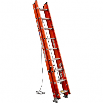 Aluminum 2 Section Compact Extension Ladder 3.0 mtr