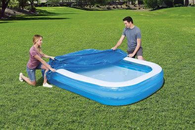 Bestway 8ft Swimming Family Paddling Sheet Pool Cover