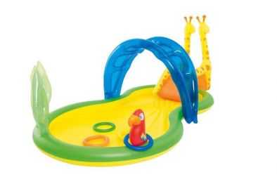 Bestway Zoo Pool Play Center - HM0469