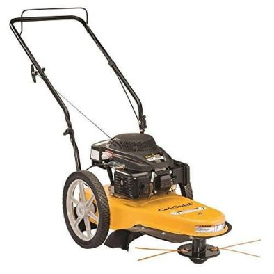 BKR Cub Cadet Wheeled String Trimmer With Kohler-XT775 Air-cooled engine