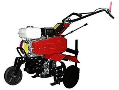 BKR® Inter-Cultivator with Honda Engine GX-160 4 Stroke 5.5 HP Engine