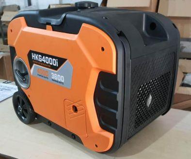 BKR® Super Silent Inverter Generator 4 Kva - HM0616