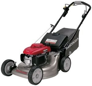 BKR® Tough Aluminium Deck Self Propelled Lawn Mower With Original Honda Engine GXV 160 LG0727