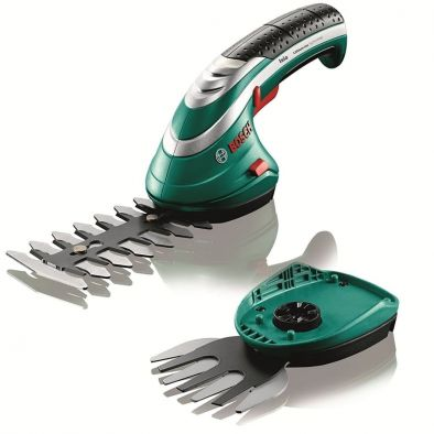 Bosch Isio Cordless Shrub And Grass Shear WS0012