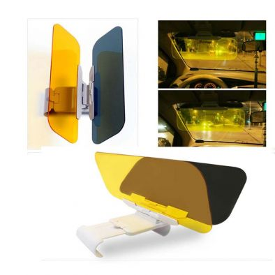 REAR VIEW AUTO DUAL SUN SHADE