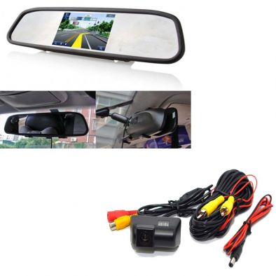 DIGITAL REAR VIEW MIRROR