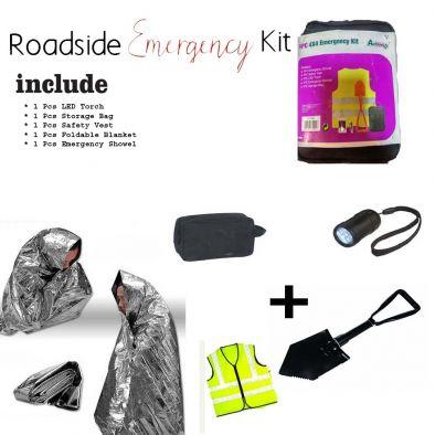 4 X 4 EMERGENCY ROAD KIT-CA0142