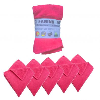 Cleaning Microfiber Towel