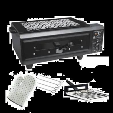 BKR® 2000 Watt Electric Tandoor with Regulator and Aluminum Tray