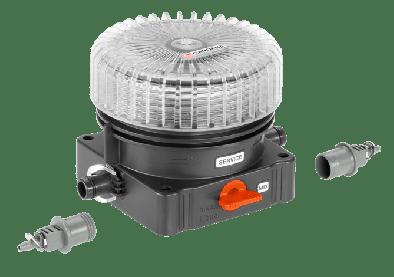 GARDENA 8313-20 In-Line Liquid Fertilizer Dispenser