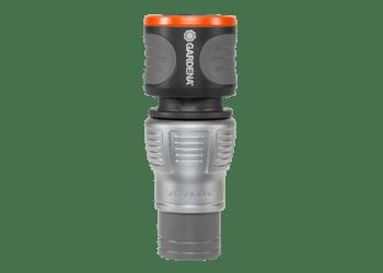 "GARDENA 18255-20 Premium Hose Connector 13 mm (1/2"")"