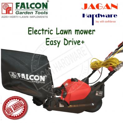 Falcon Electric Lawn Mower Easy Drive+