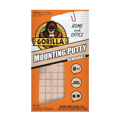 Gorilla 102745 Mounting Putty