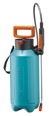 GARDENA 823-27 Premium Quality  Pressure Sprayer 5 litre