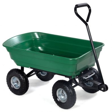 BKR Heavy Duty Garden Trolley