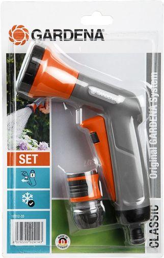 Gardena Classic Sprayer Set 18312-33 | Gardena Classic Spray Gun set LG0737