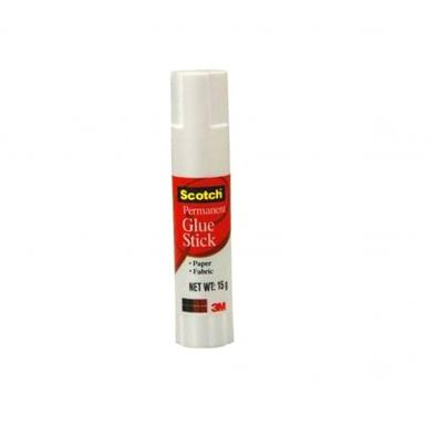 GLUE STIK - WHITE 15 GM SCOTCH-HM0321