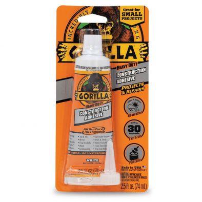 Gorilla Construction Adhesive 2.5 Oz