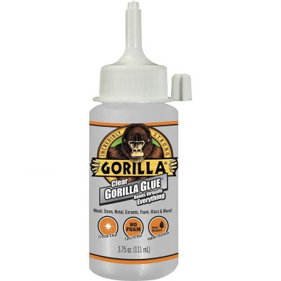 Gorilla Glue Clear -3.75oz