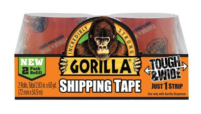 Gorilla Packing Tape Refill pack
