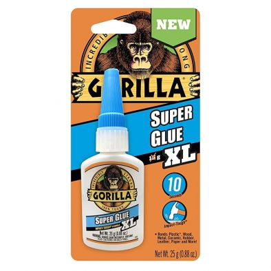 Gorilla Super Glue XL 25grams