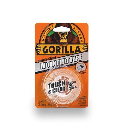 Gorilla Tough & Clear Mounting Tape