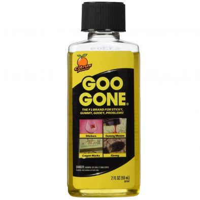 Goo Gone - 2oz Bottle - Citrus Scented - Cuts Grease, Oil, Gum, Adhesive Residue-HM0022