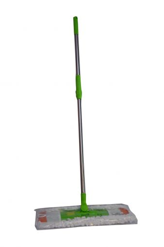 MOPS  Broom- 360 degree Spin Type with Microfibre Cloth-HM0030
