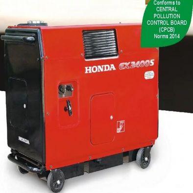 HONDA PETROL GENSET EX-2400 - HM0039