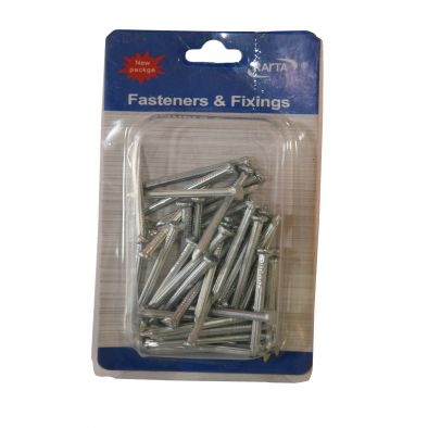 "Assorted Nails -3""-15 pcs - HM0138"