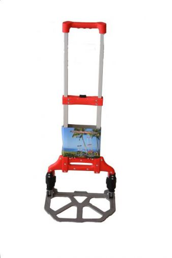 Folding Luggage Trolley To Move Loads Easily Upto 68 kg