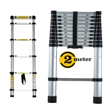 Telescopic Foldable Ladder 2 Meter