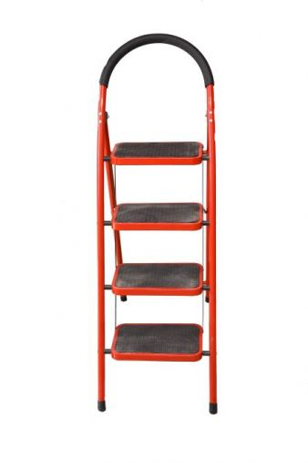 Ladder 4 Step For Home, Office HM0194