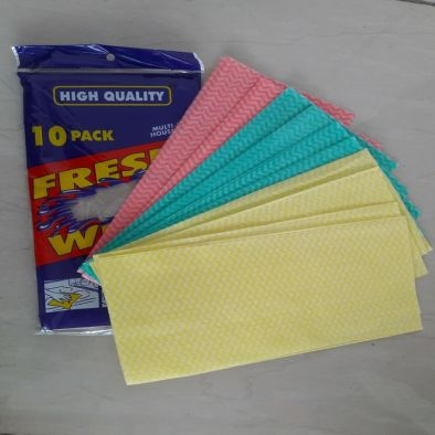 Microfiber Cleaning Wipes 10 PCS-HM0257