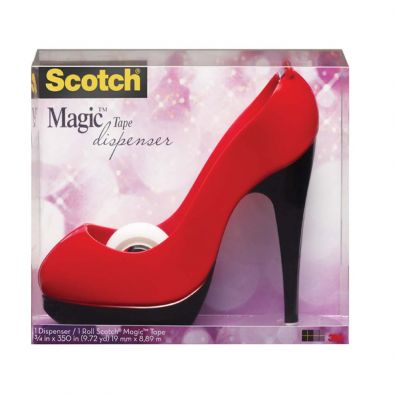 SCOTCH TAPE DISPENSER -STILLETO DESIGN-HM0292