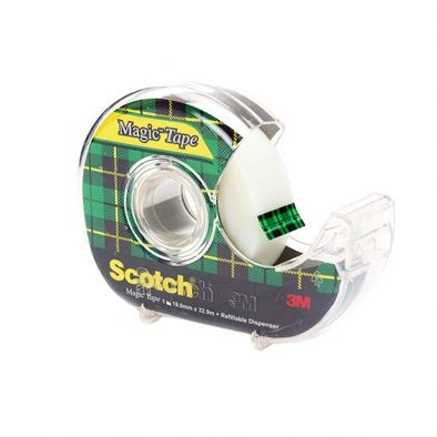 19 MM SCOTCH MAGIC TAPE DISPENSER-HM0318