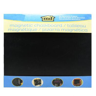 MAGNETIC CHALKBOARD- 1 FT SQUARE-HM0347