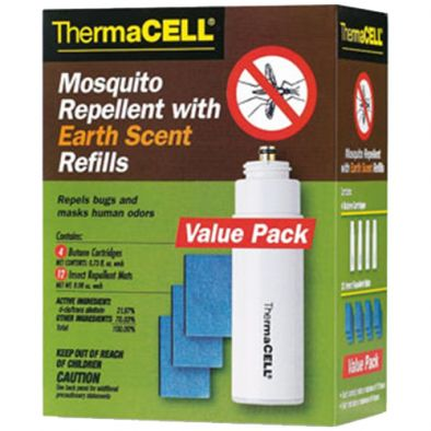 THERMACELL MOSQUITO REPELLANT REFILL E-4 - HM0386