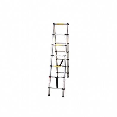 Telescopic Double Aluminium ladder 3.2 meter – HM0404