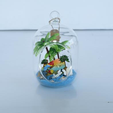 Glass Hanging Terrarium Oven Design