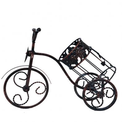 Antique Bicycle Wine Holder BKR – HM0427