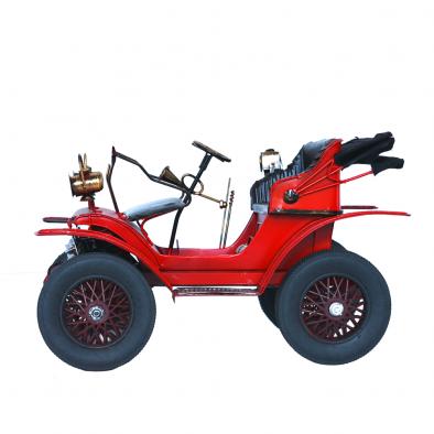 BKR® Vintage Jeep Antique - HM0474