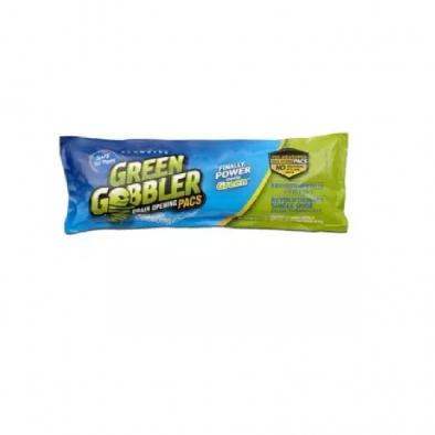 Green Gobbler Drain Opening PACS 233g- 1 Pack