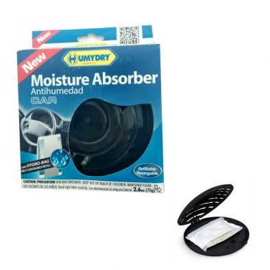 Humydry Moisture Absorber Anti Humedad for Car & Suitcases 75g