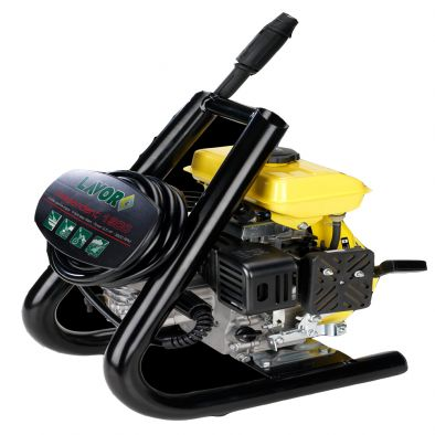 HIGH PRESSURE WASHER LAVOR WITH PETROL ENGINE Independent 1900 - 130 BAR -IND0021