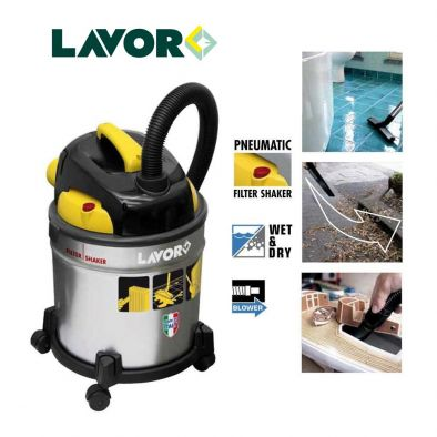 LAVOR VACUUM CLEANER WITH BLOWER - Vac 20S 1200 W- IND0024