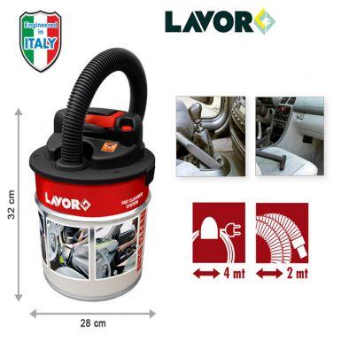 Lavor Auto Clean 800 Watt Car Vacuum Cleaner